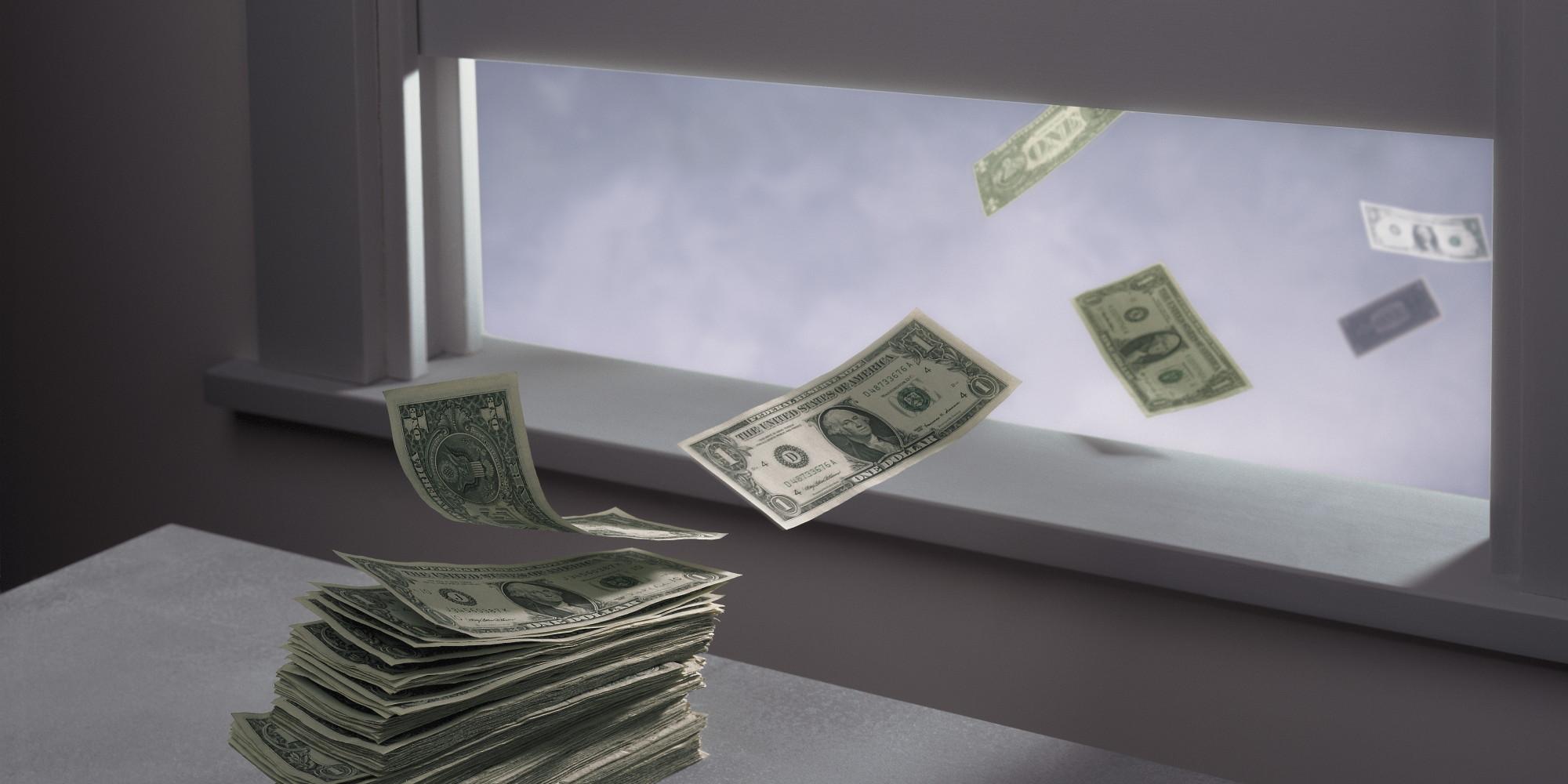 Blog - 63000 euro door het venster
