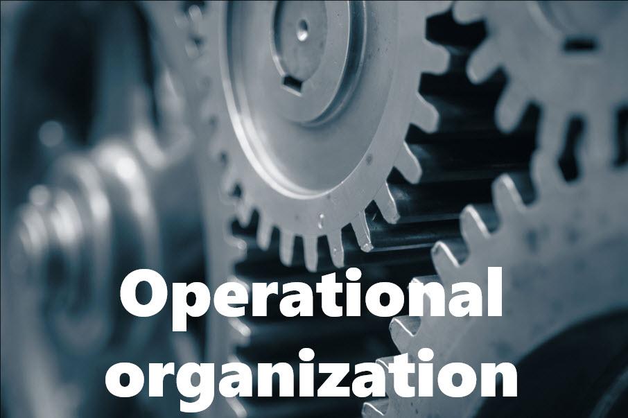 Operational organization